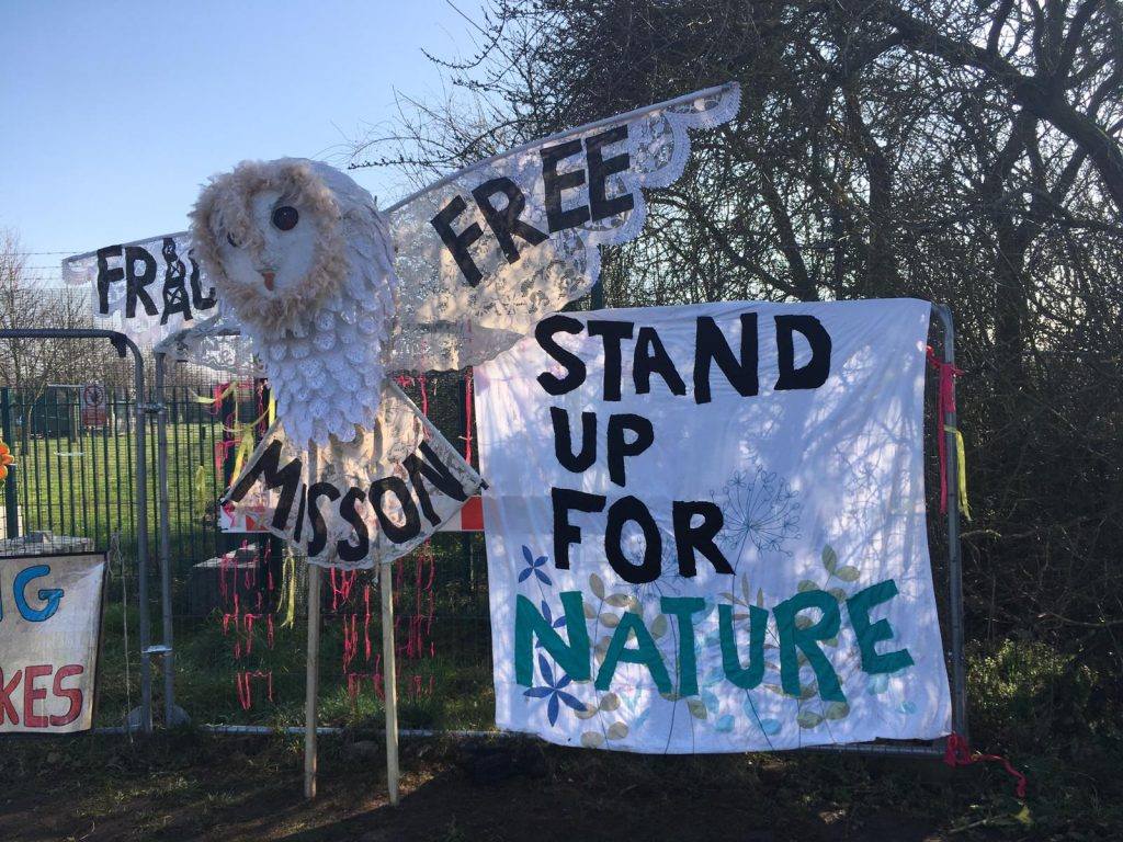 Climate action - Stand up for Nature